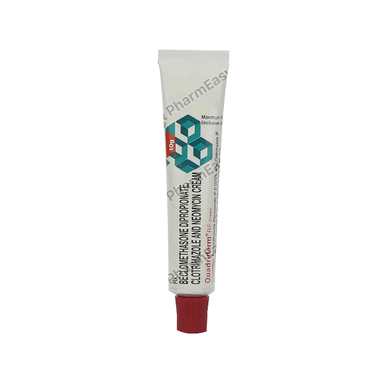 Quadriderm Rf Cream 10gm