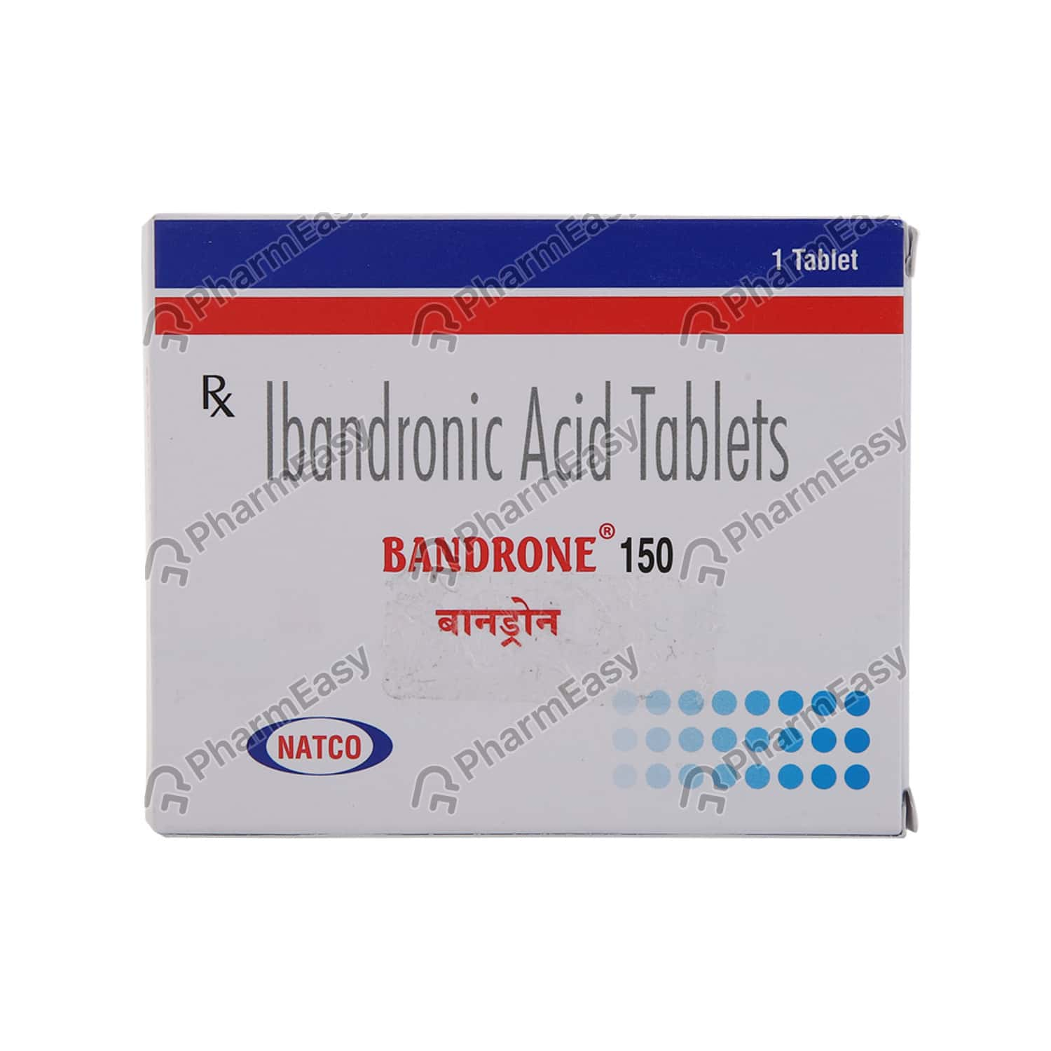 Bandrone 150mg Strip Of 1 Tablets