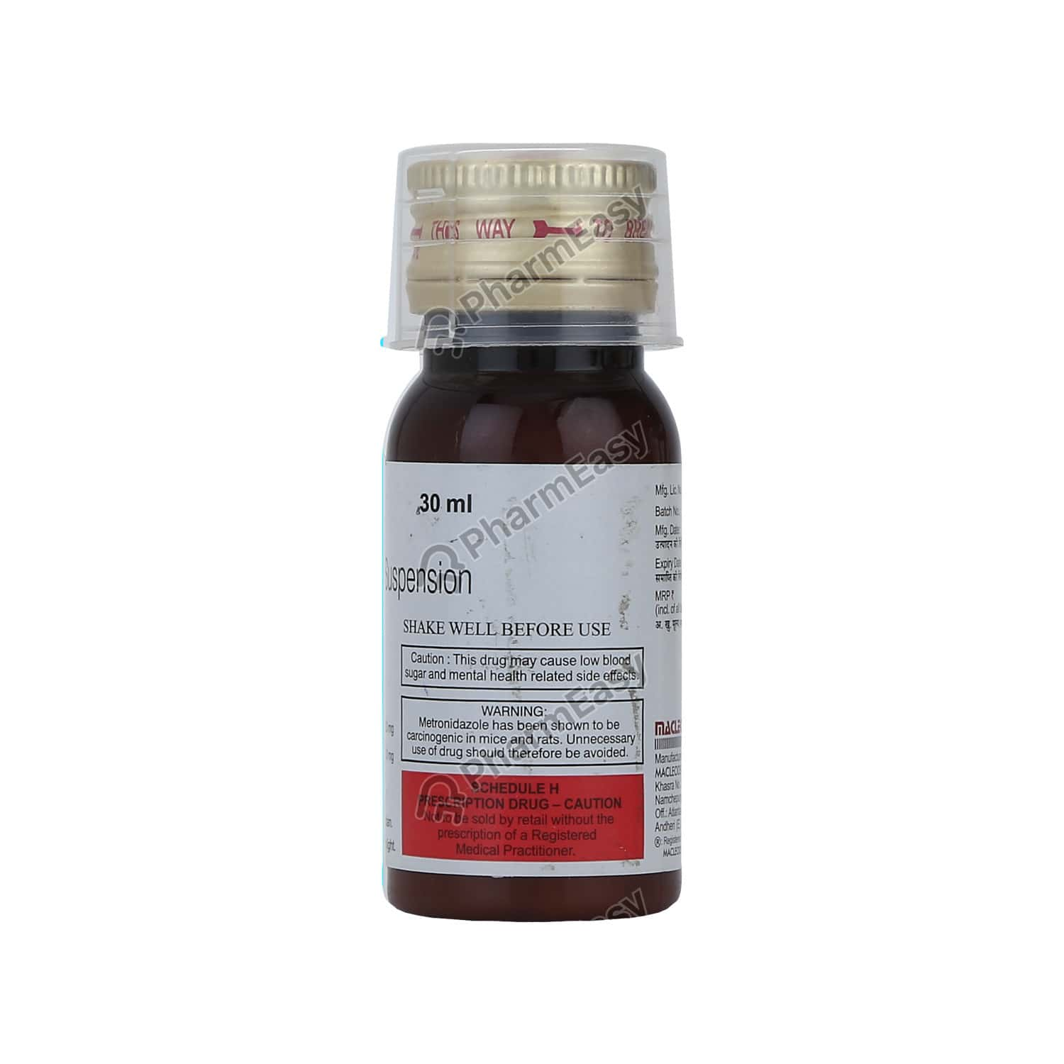 Oflomac M Susp 30ml