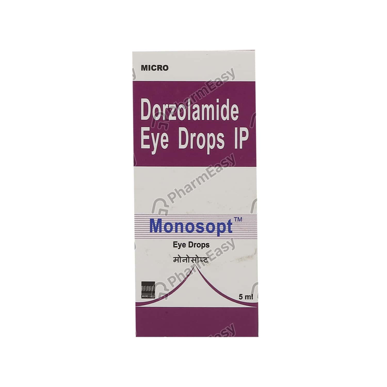 Monosopt Eye Drops 5ml