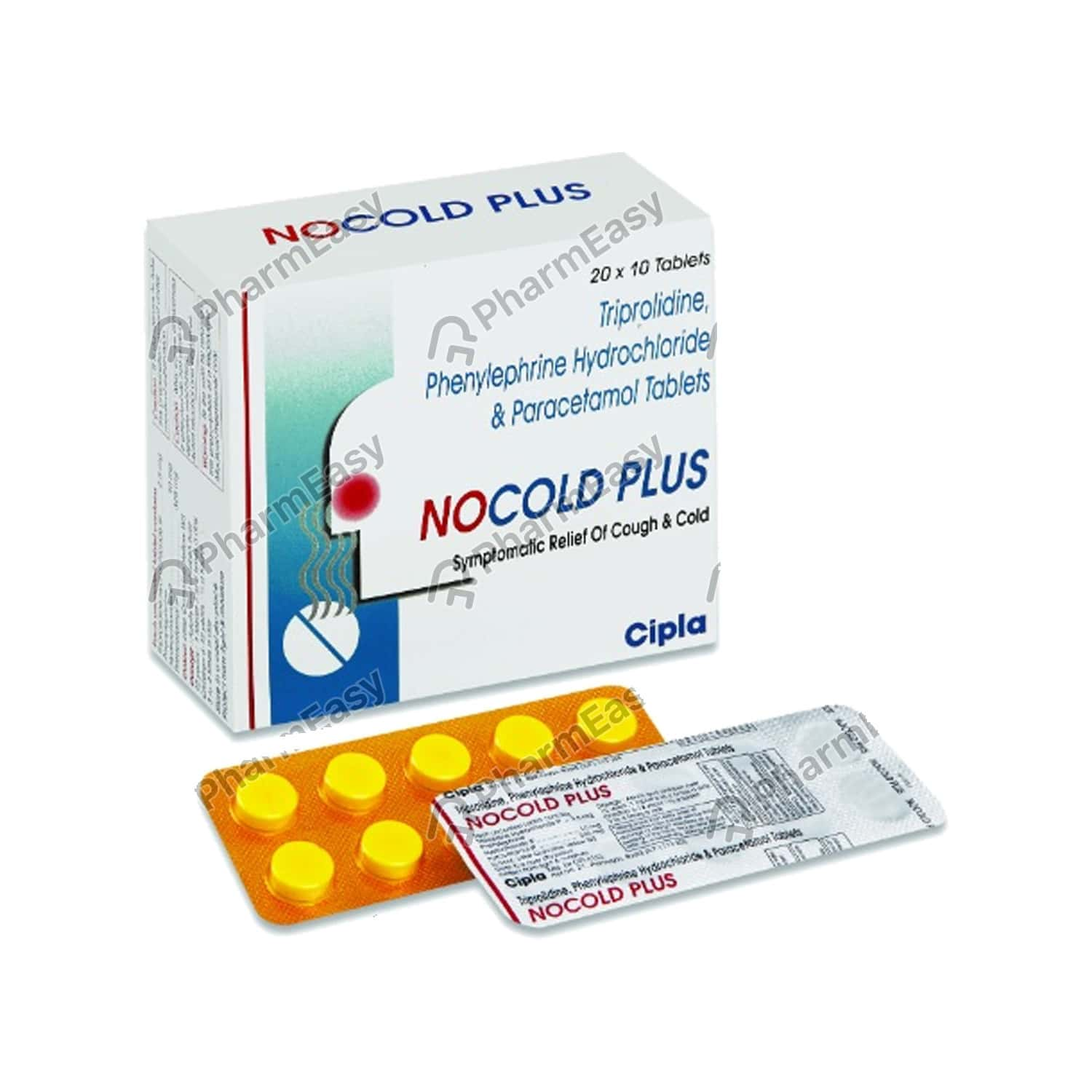 Nocold Plus Tablet