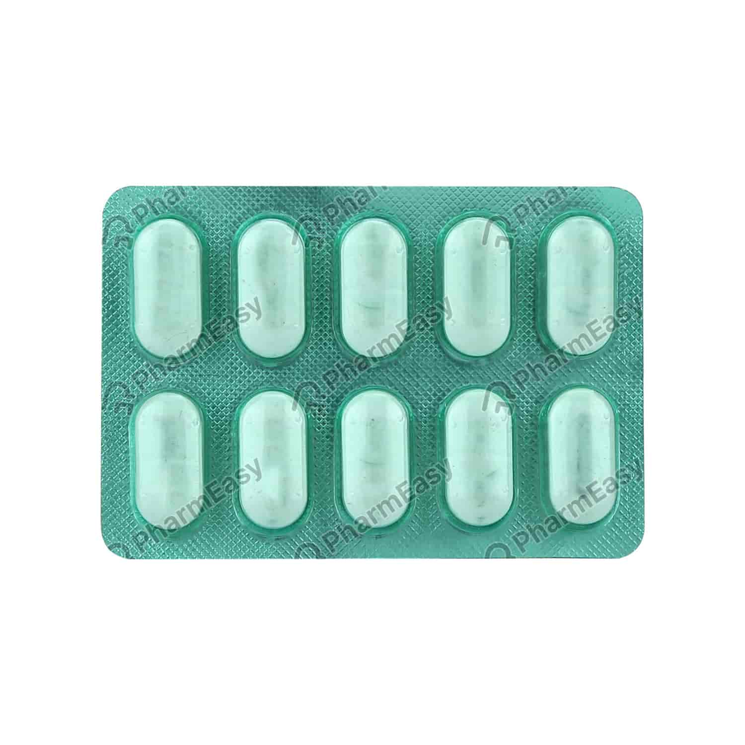 Calcitop 500mg Strip Of 10 Tablets