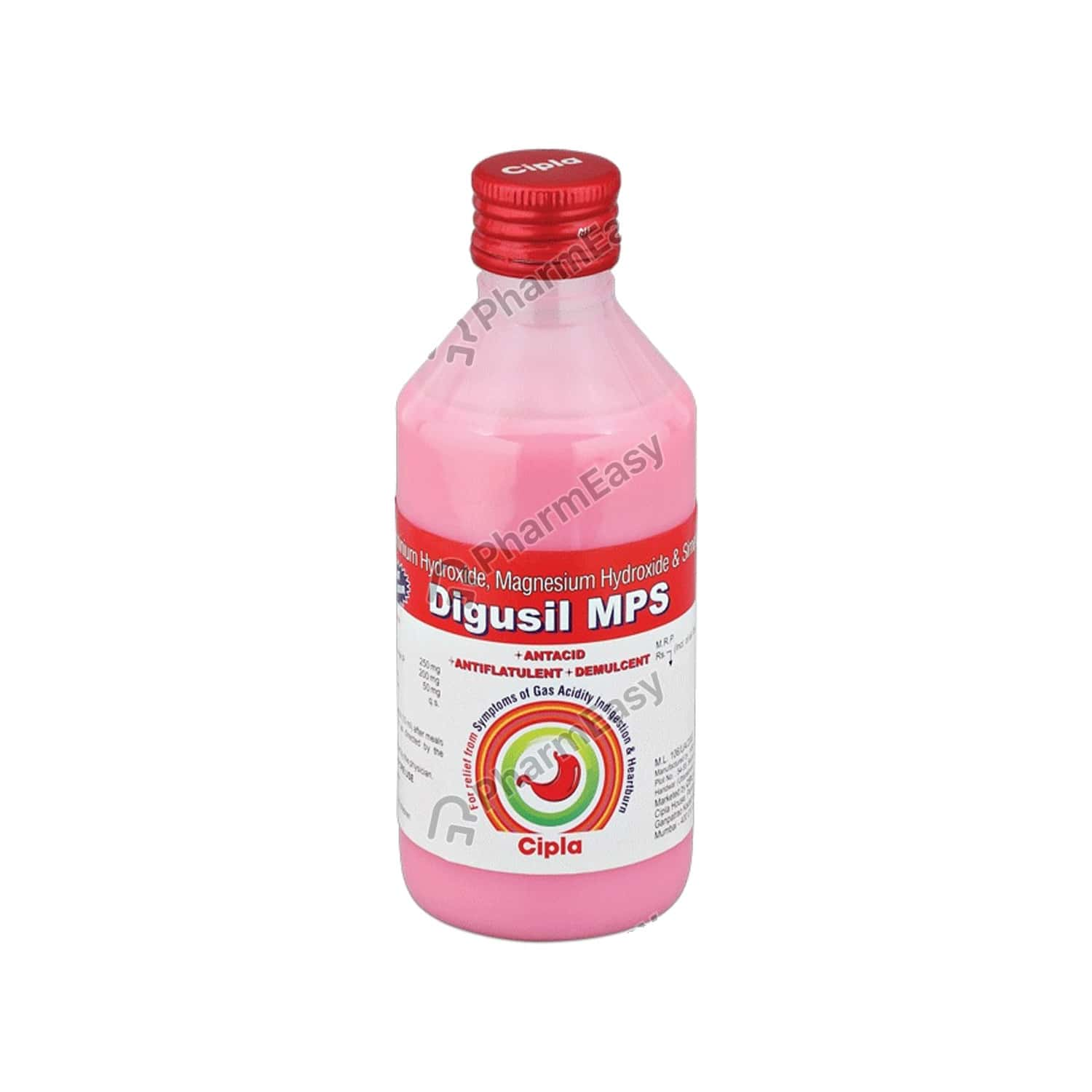 Digusil Mps Syrup 170ml