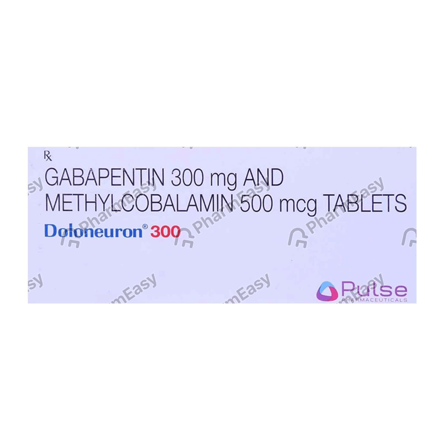 Doloneuron 300mg Tablet