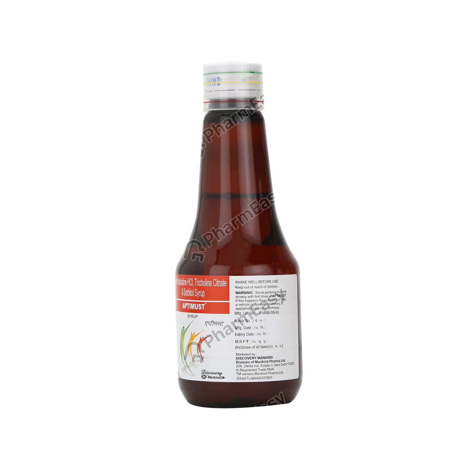 Aptimust Syp 200ml