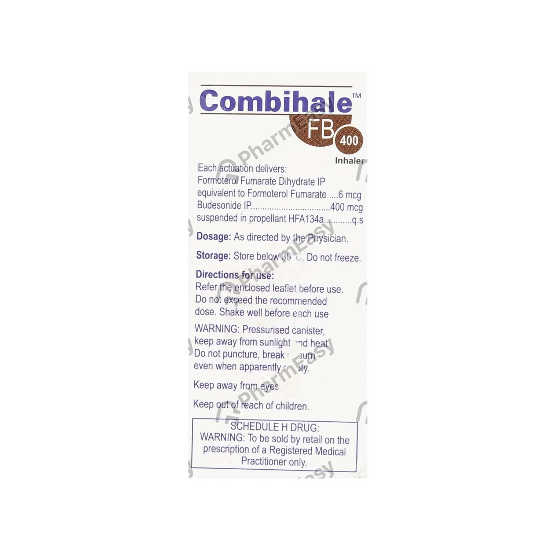 Combihale Fb 400 Inhaler