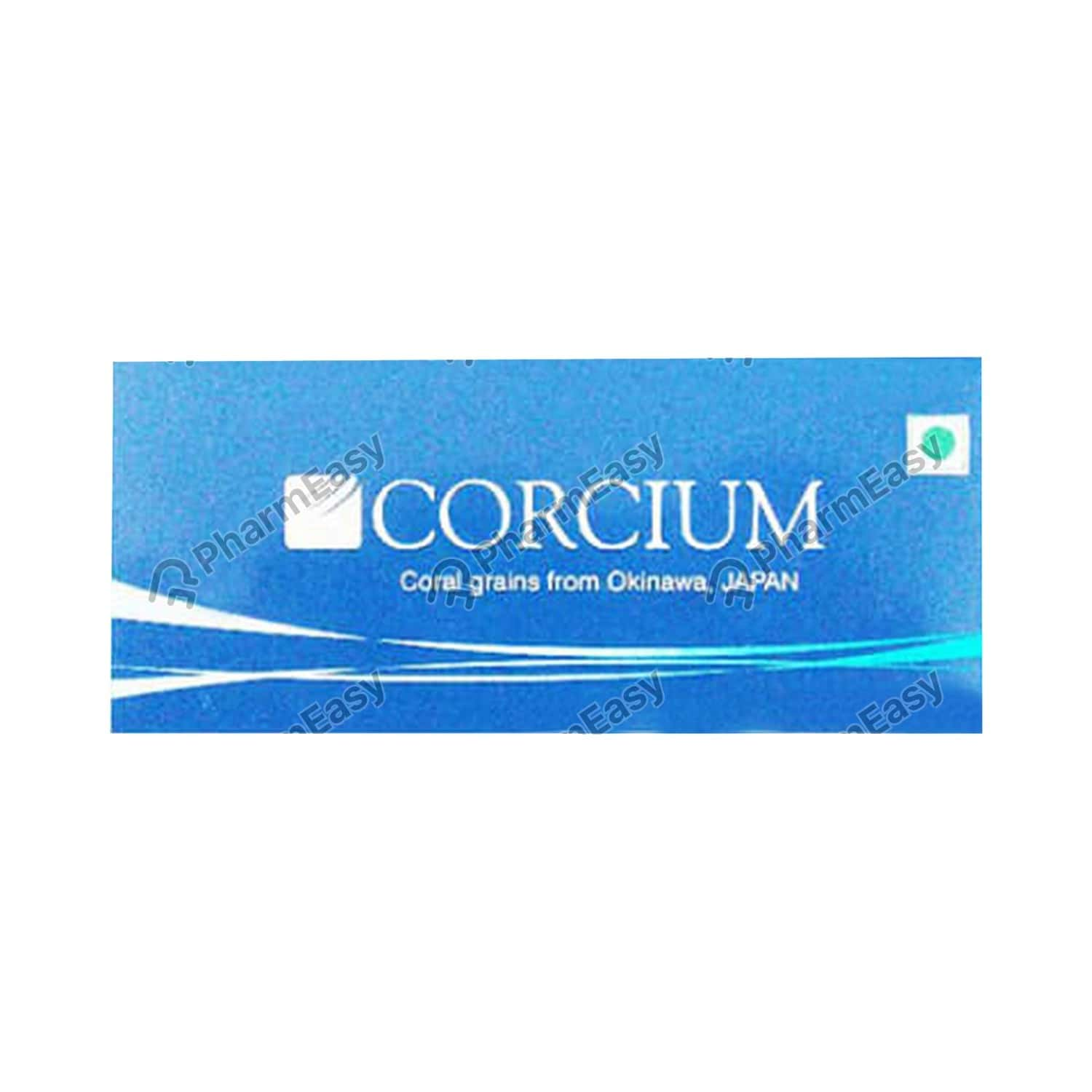 Corcium 225mg Strip Of 10 Tablets