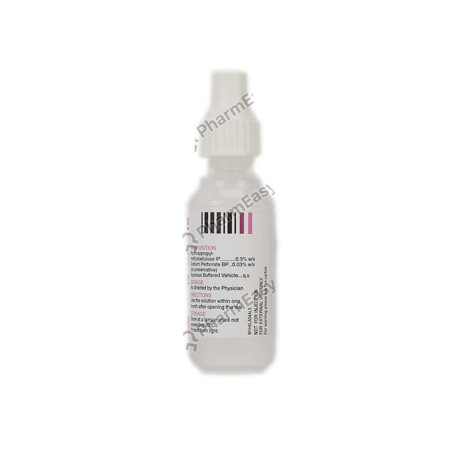 Moisol Z Eye Drops 10ml