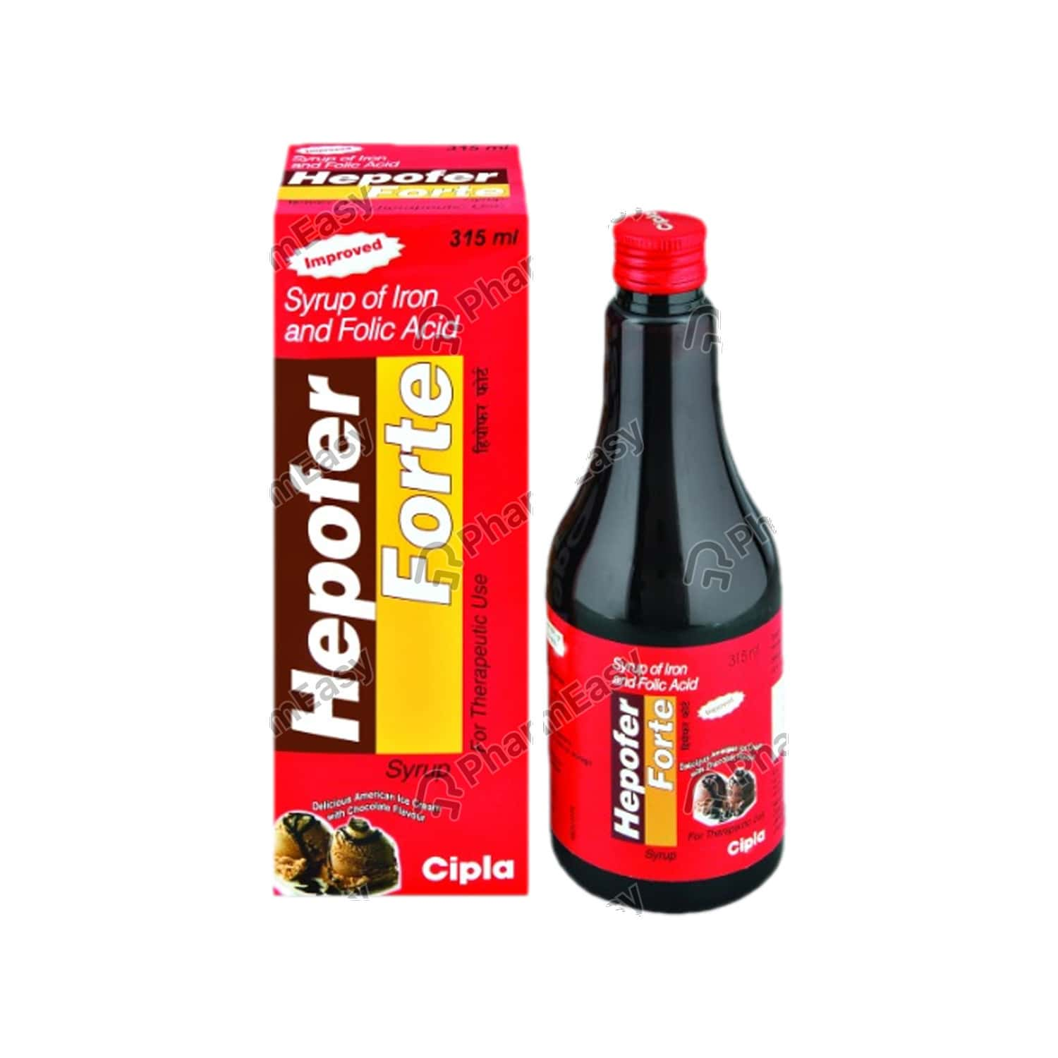 Hepofer Forte Liquid 300ml