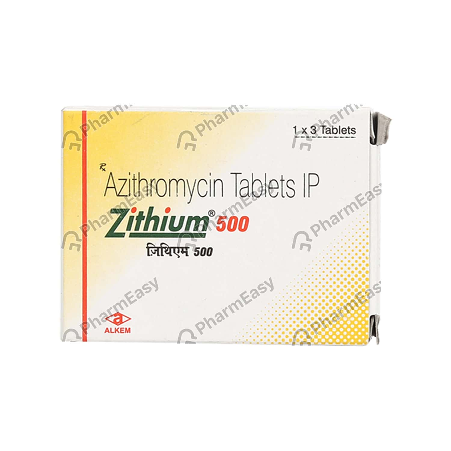 Zithium 500mg Tablet