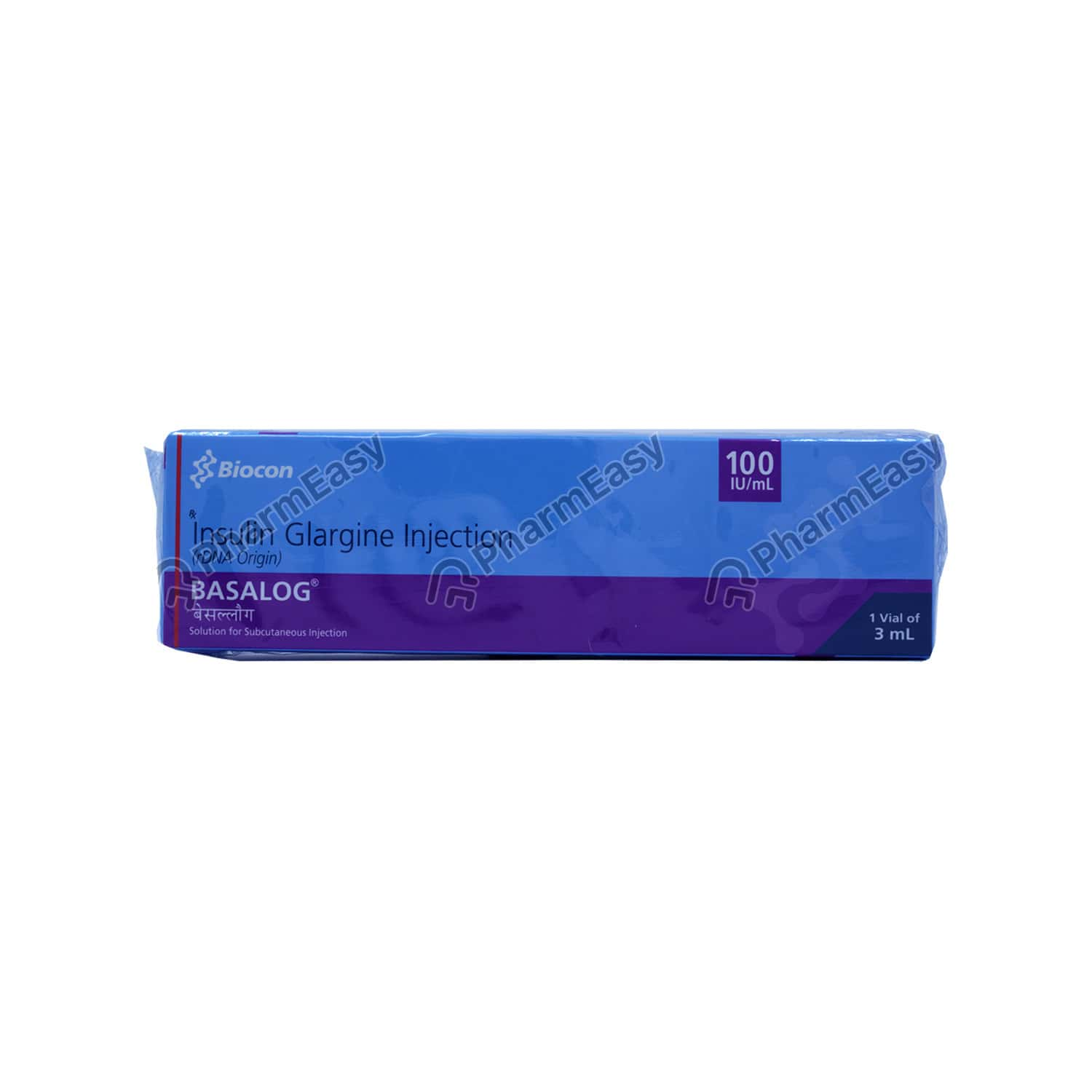 Basalog 100iu Injection 3ml