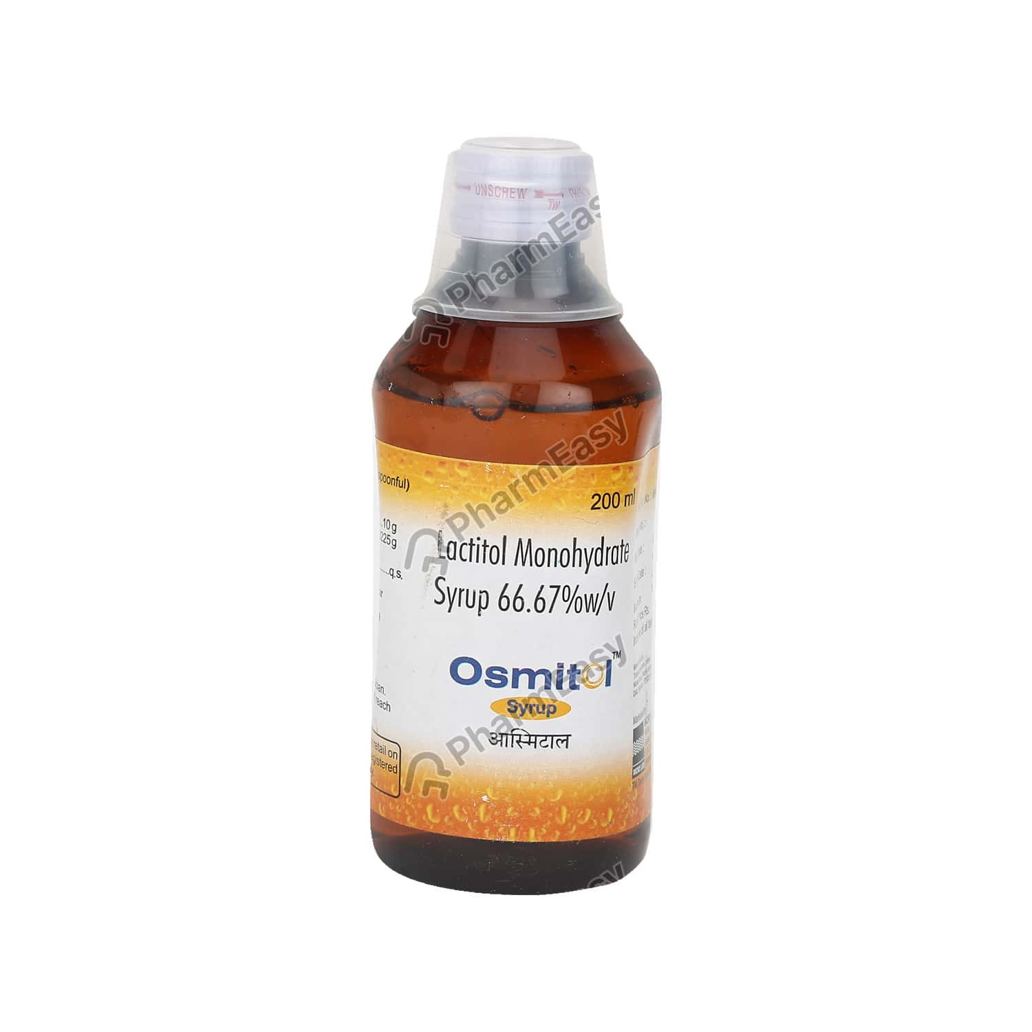 Osmitol Lemon Falv Syp 200ml