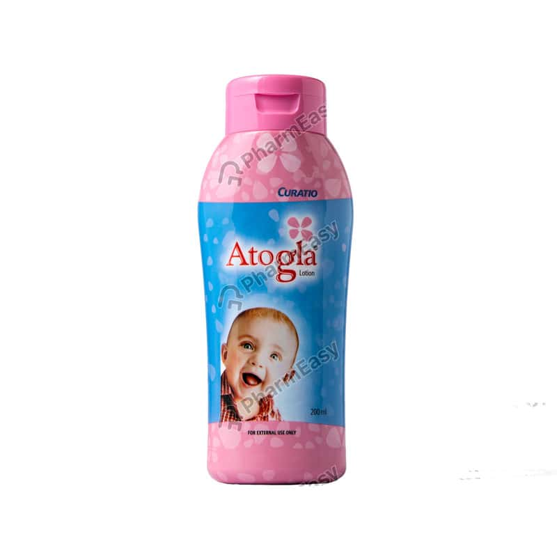 Atogla Bottle Of 200ml Lotion