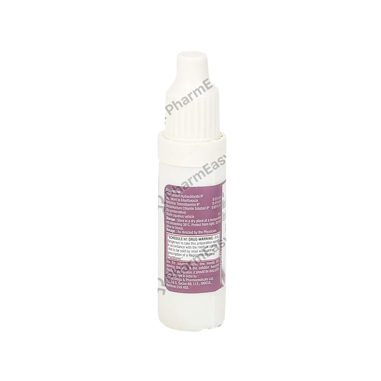 Mahaflox Kt Bottle Of 5ml Eye Drops