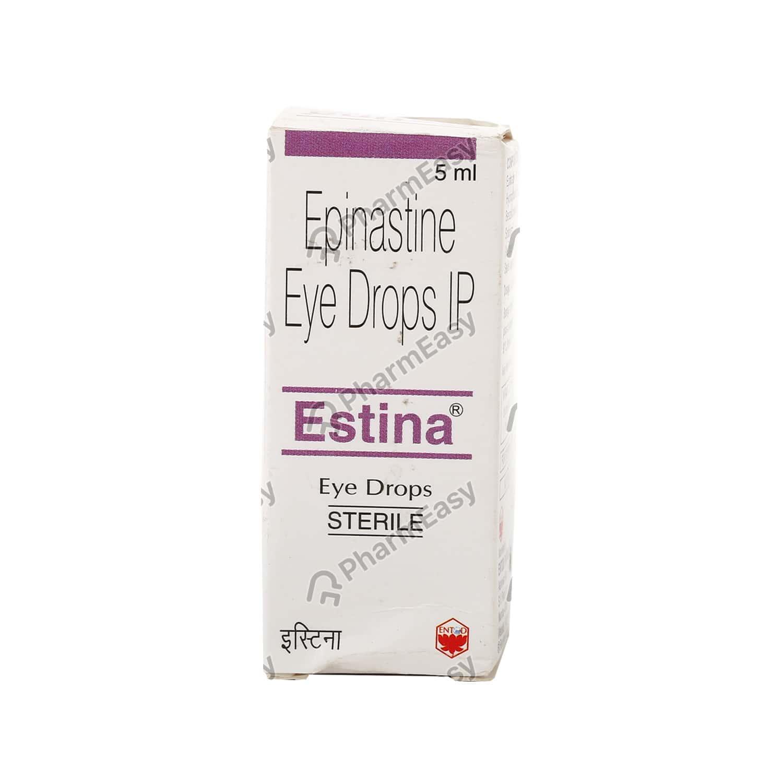 Estina Eye Drops 5ml