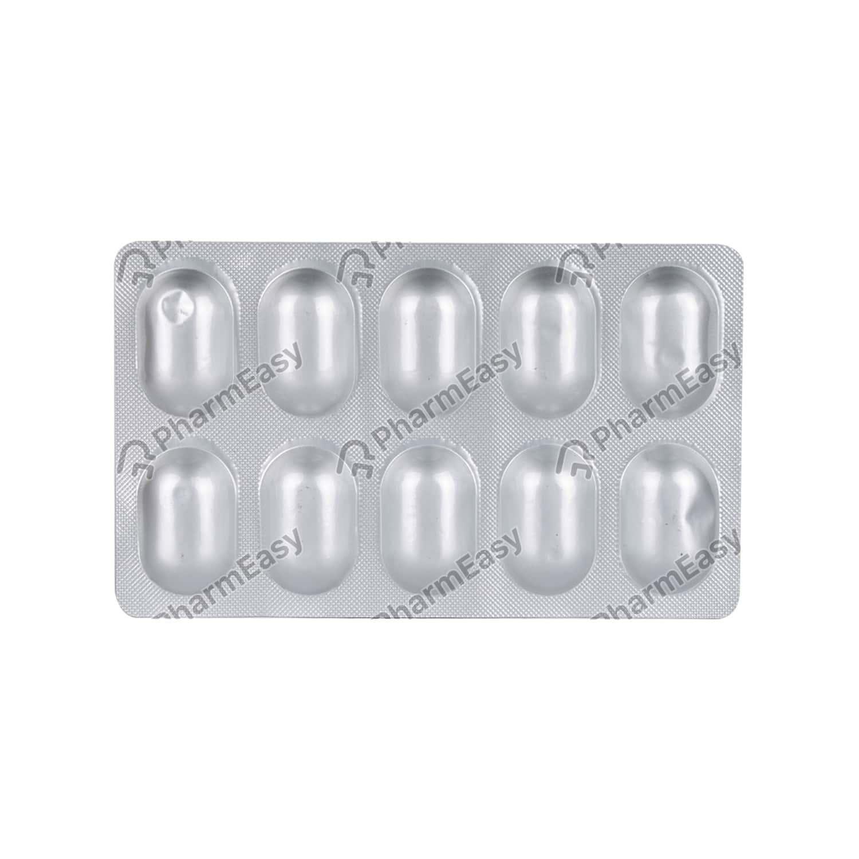 Magprol Cr 200mg Tablet