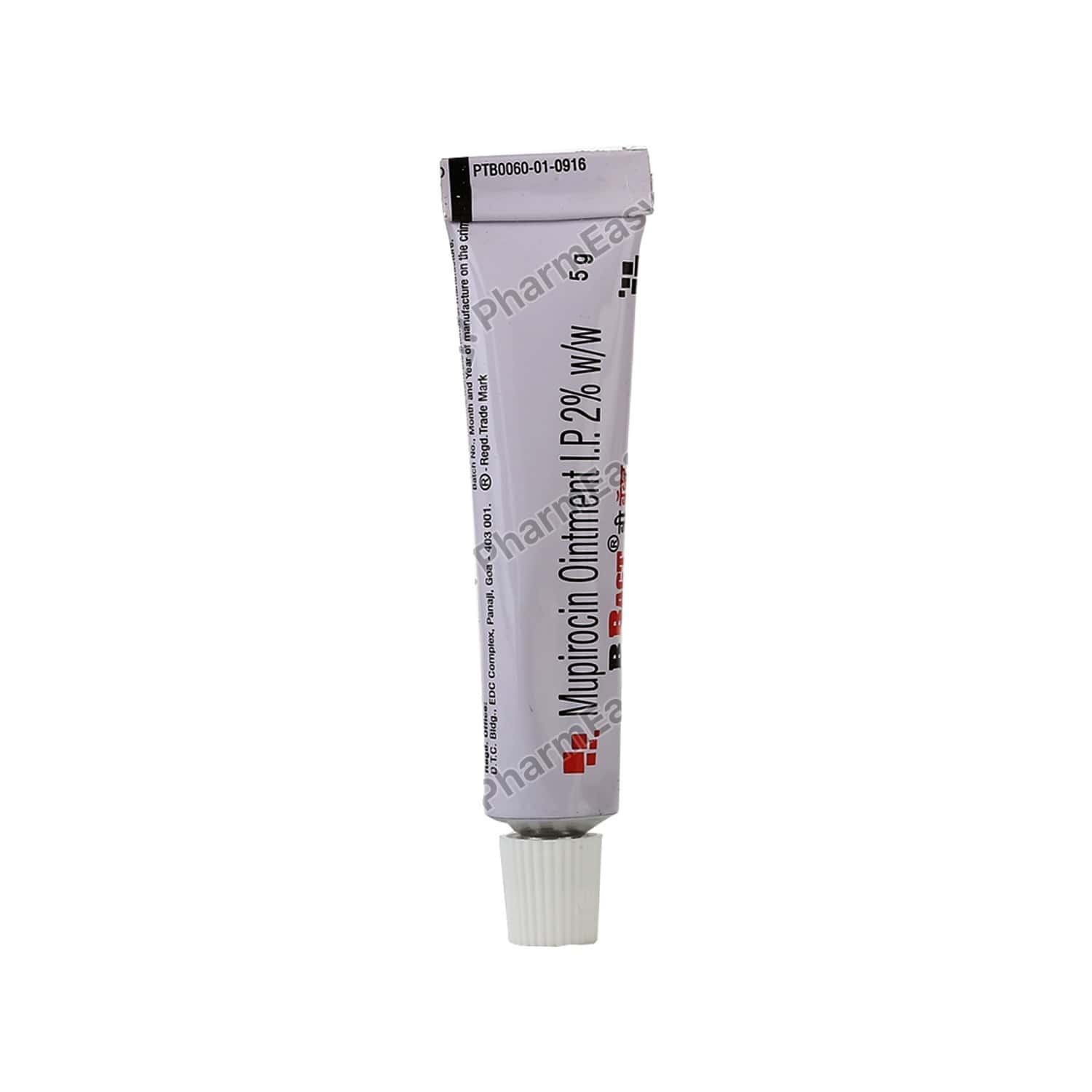 B Bact 2% Tube Of 5gm Ointment