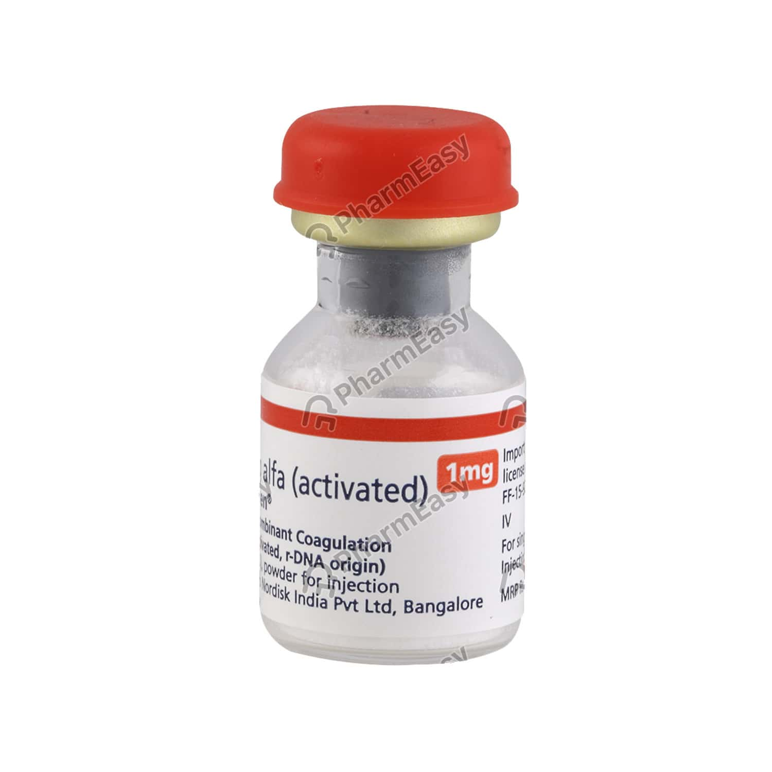 Novoseven 1mg Vial Of 1 Injection