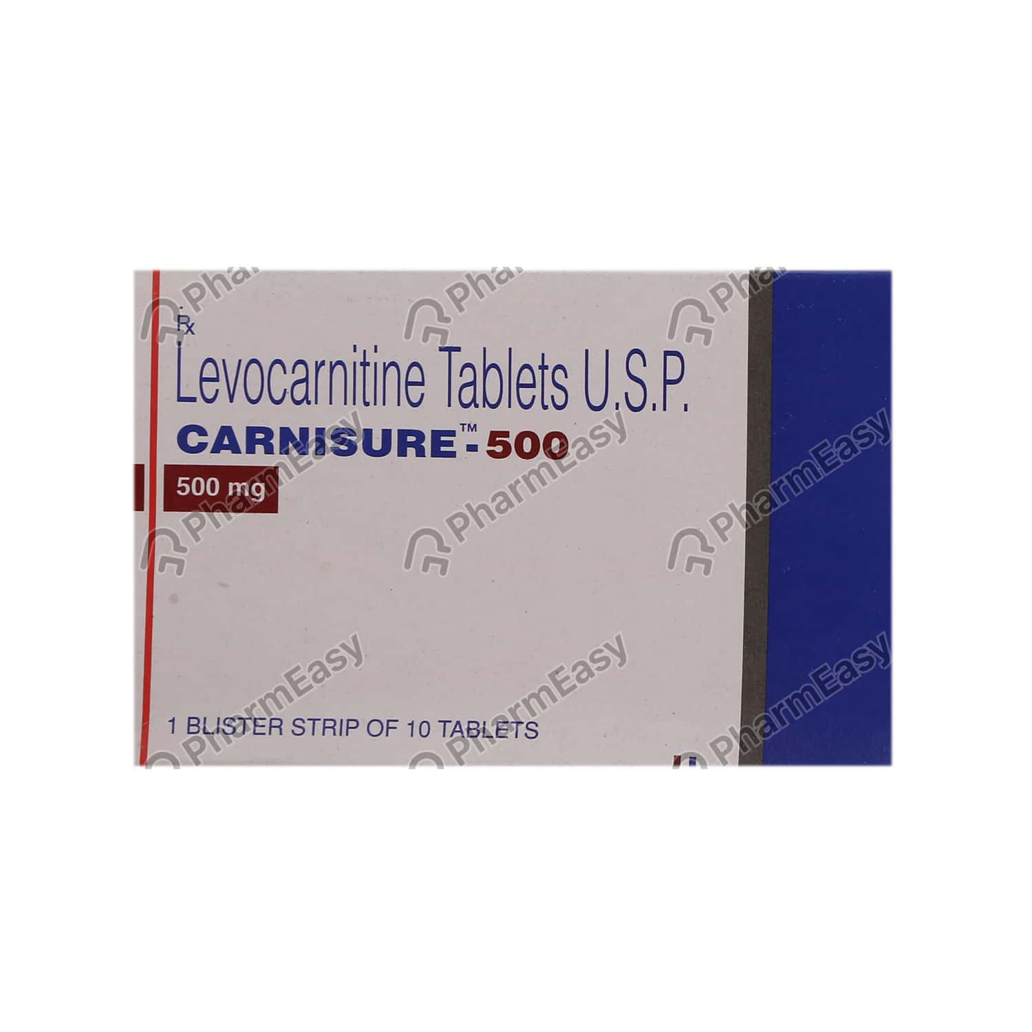 Carnisure 500mg Tablet