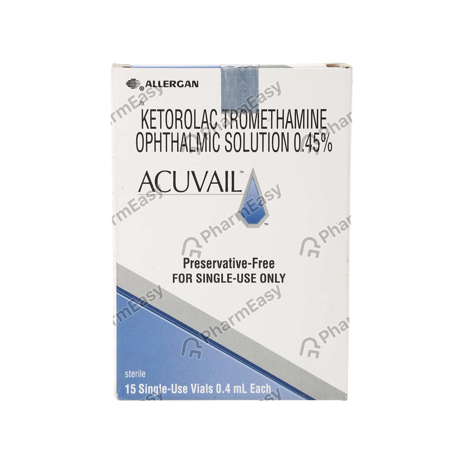 Acuvail Opthalmic Solution