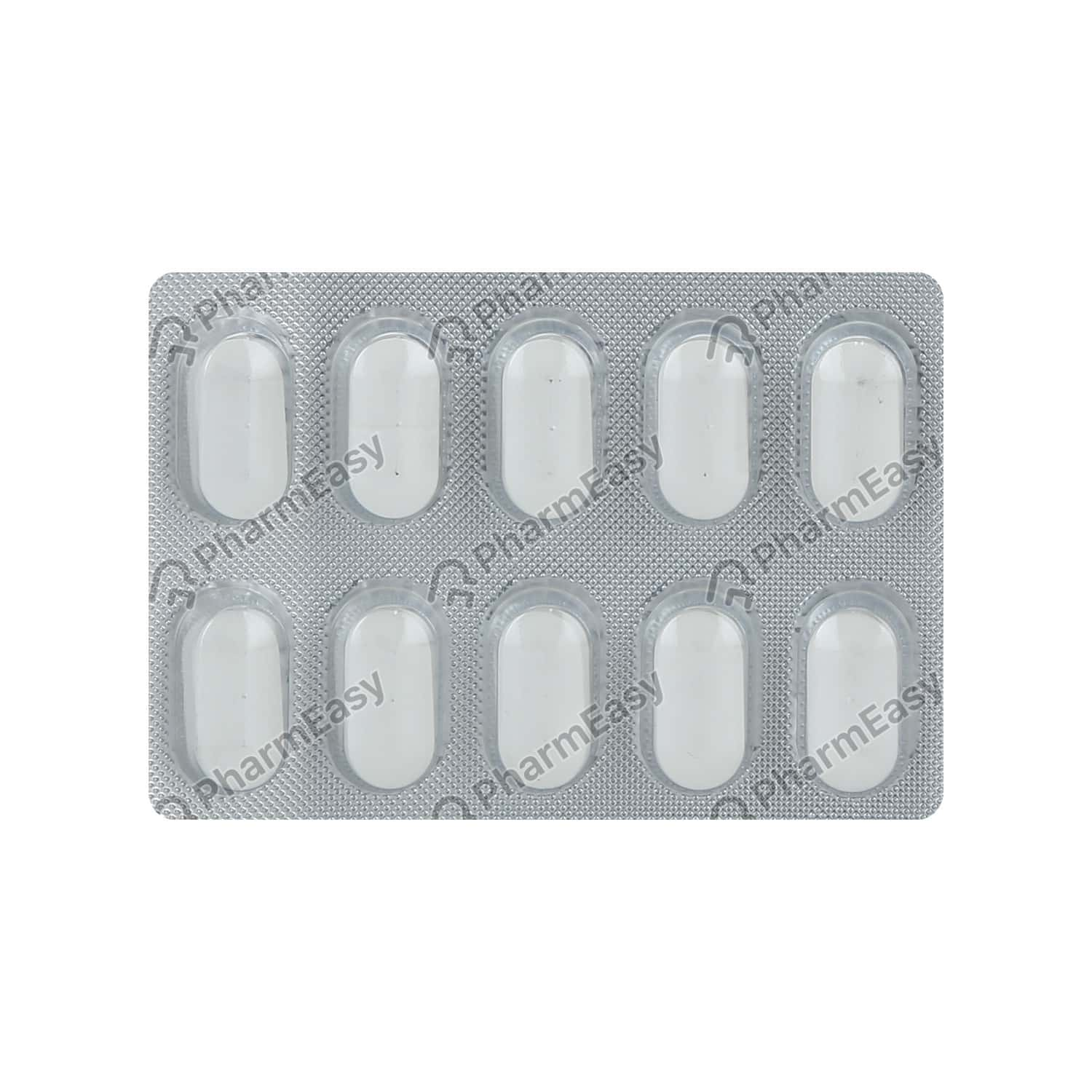 New Triclazone 80mg Strip Of 10 Tablets