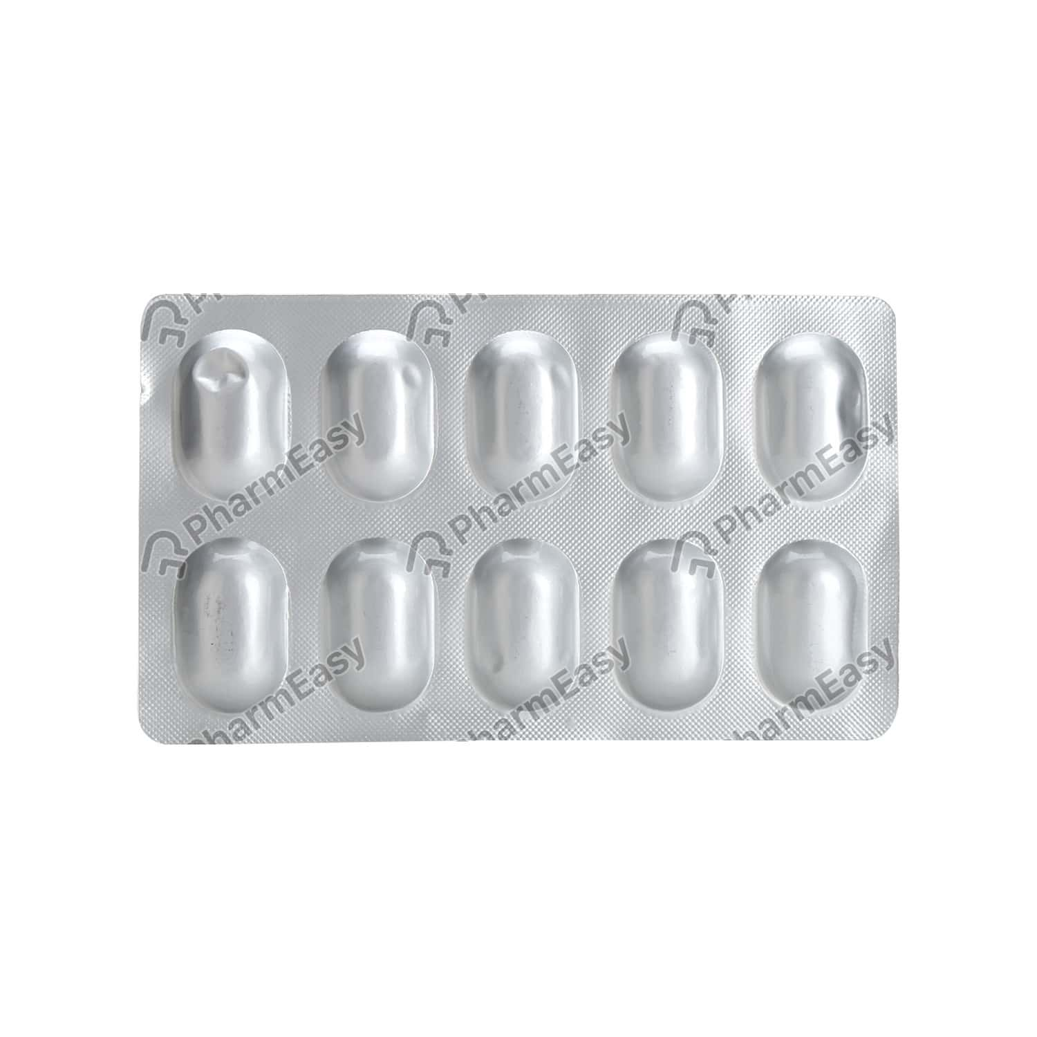 Gudcef Plus Strip Of 10 Tablets