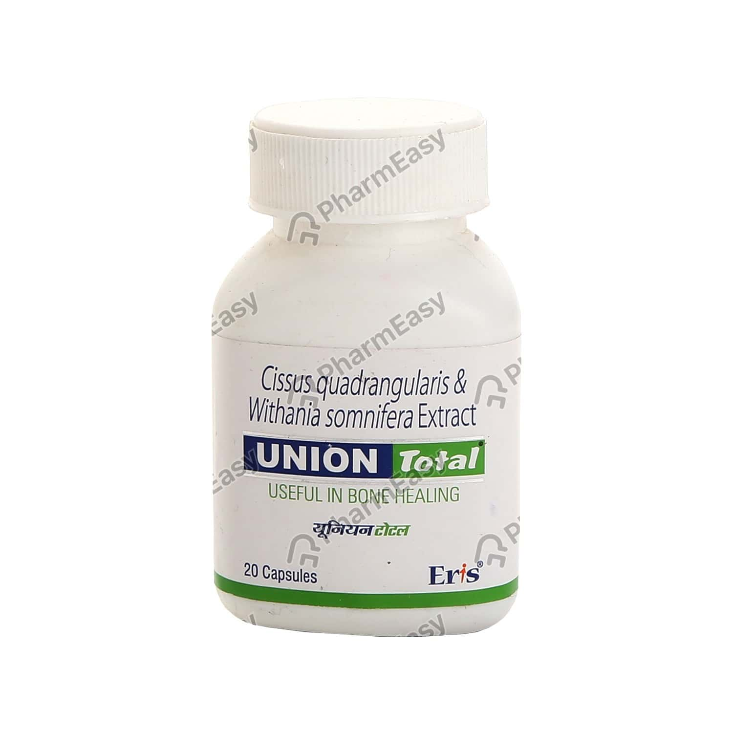 Union Total Bottle Of 20 Capsules