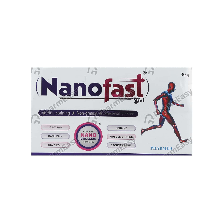 Nanofast Gel 30gm
