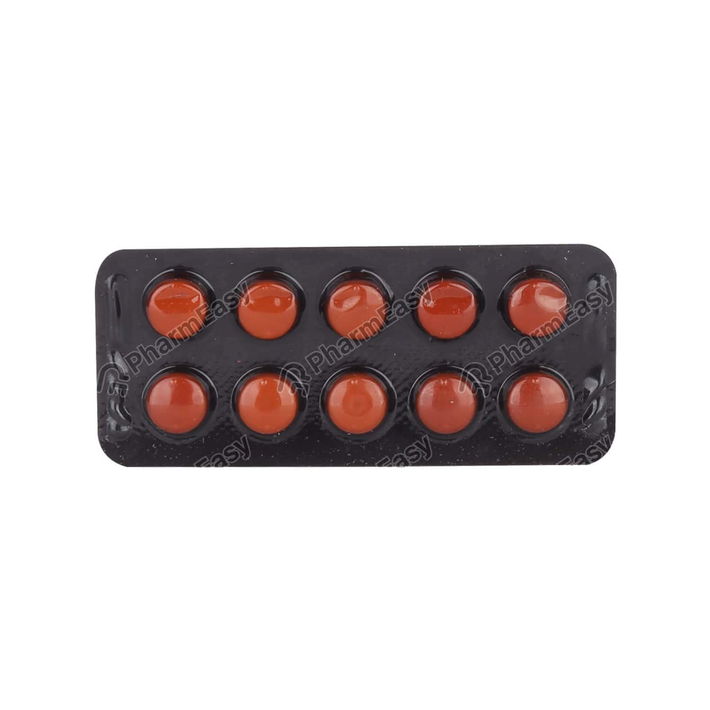 Axogurd Sr Strip Of 10 Tablets