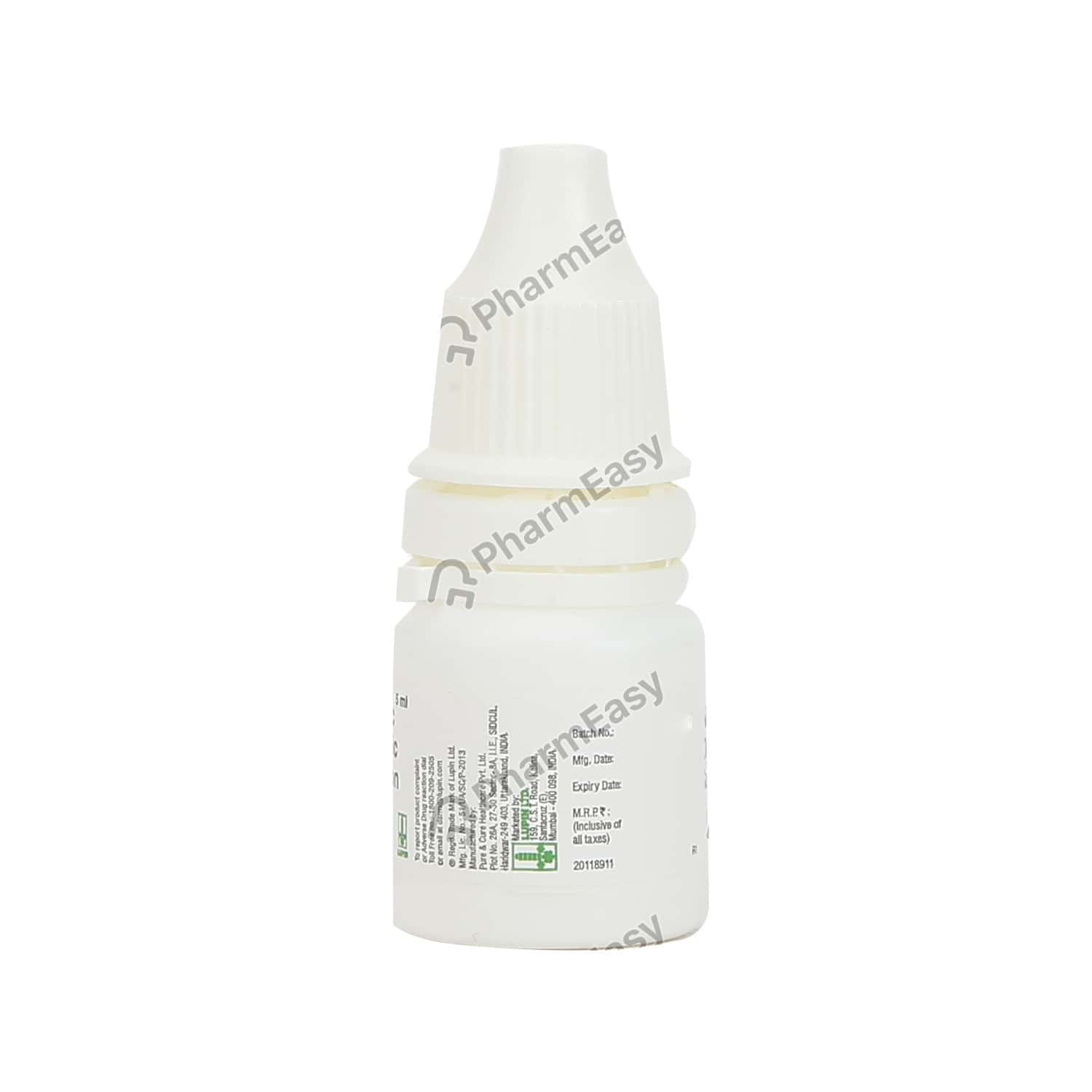 Nepablu 0.1% Eye Drops 5ml