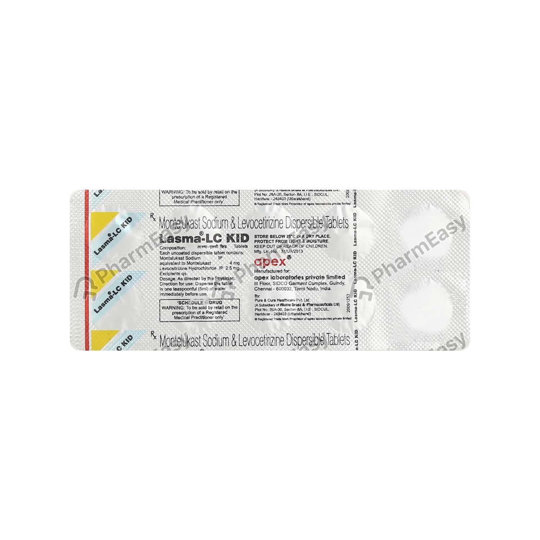 Lasma Lc Kid Tablet