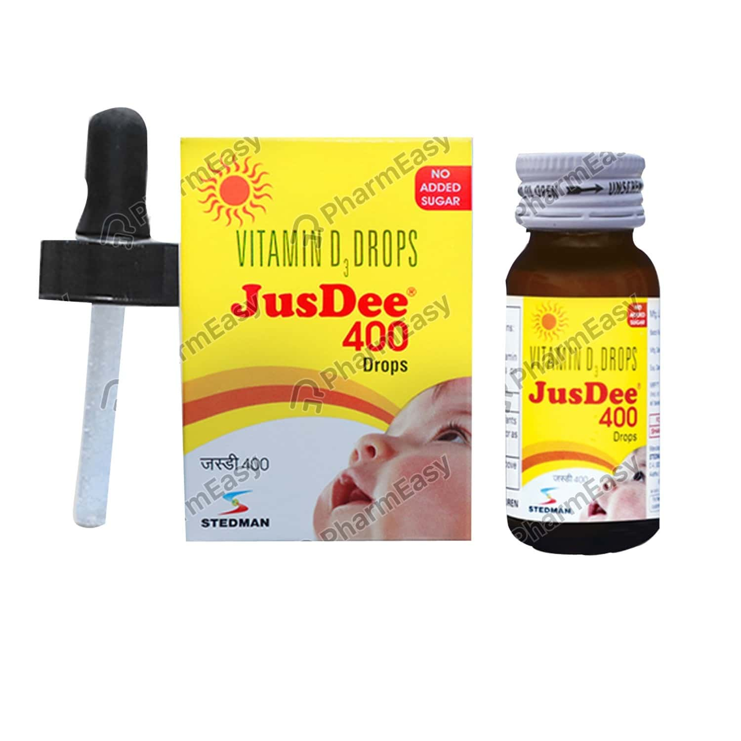 Jusdee 400iu Drops 15ml