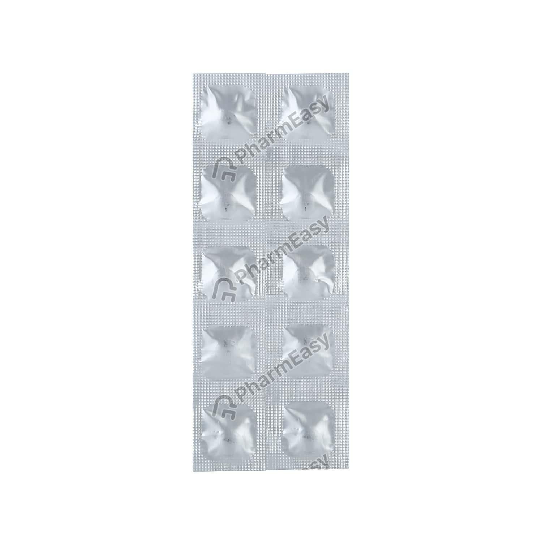 Olmetime H 40mg Strip Of 10 Tablets