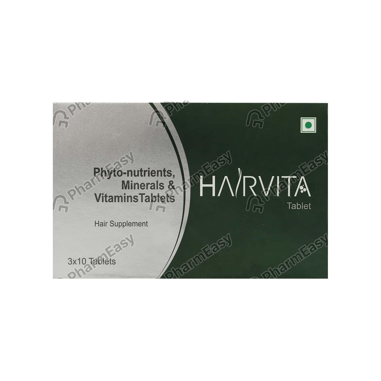 Hairvita Tablet 10's