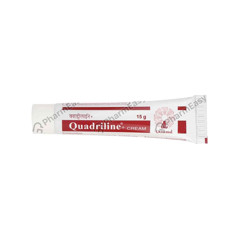 Quadriline Cream 15gm