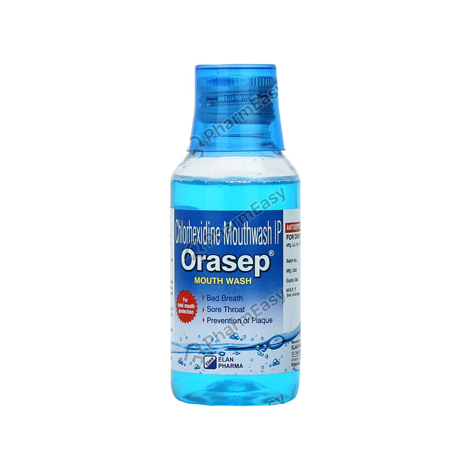 Orasep Mouthwash Liquid