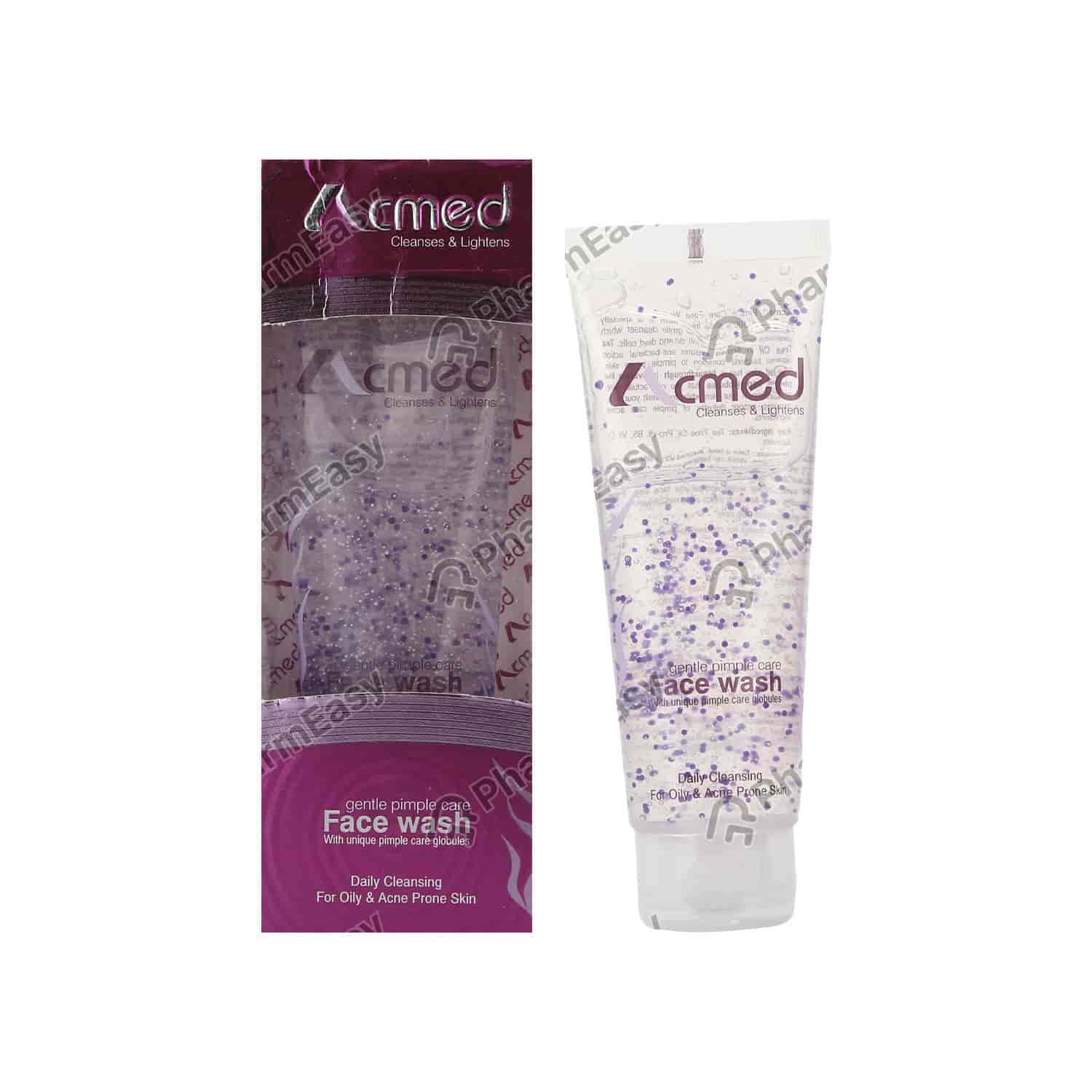 Buy Acmed Face Wash Online At Flat 15% Off