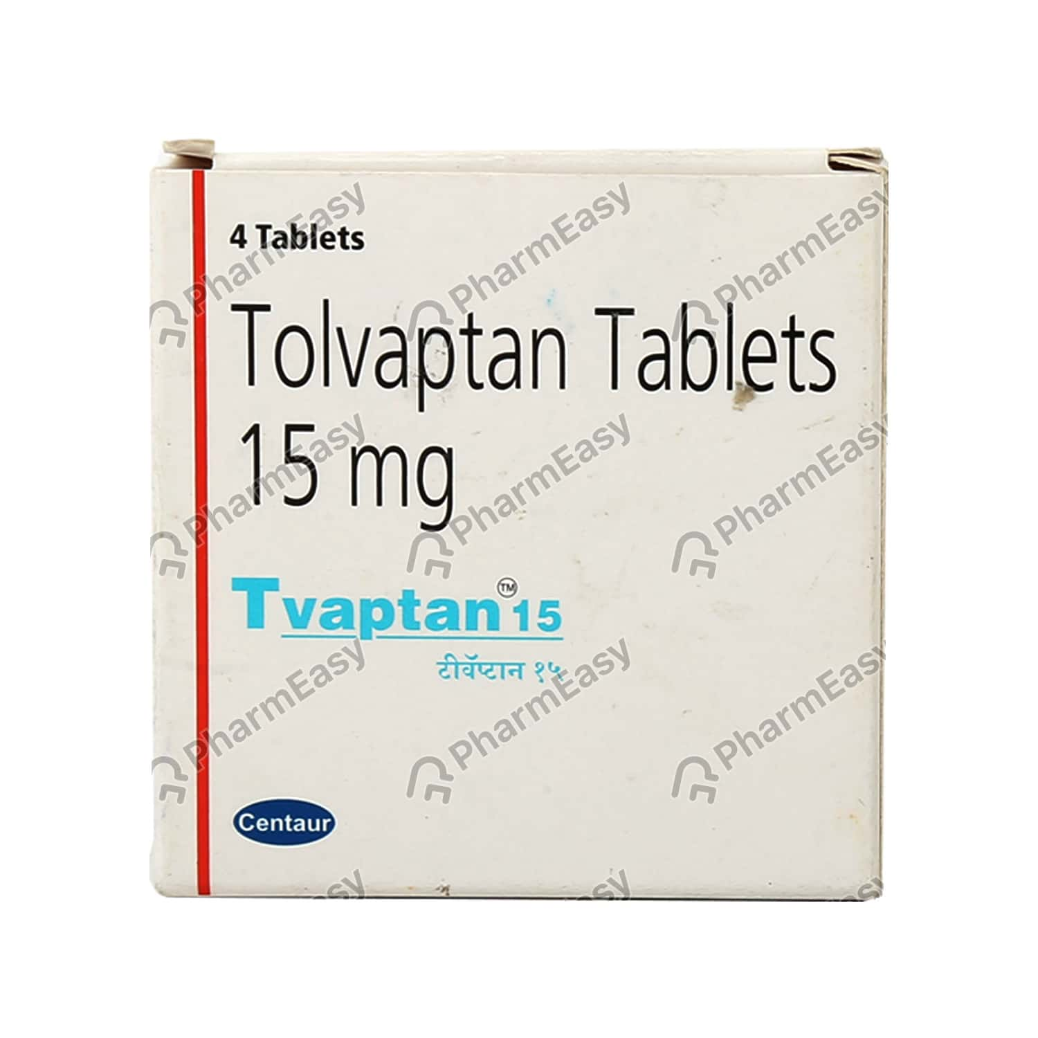 Tvaptan 15mg Tablet