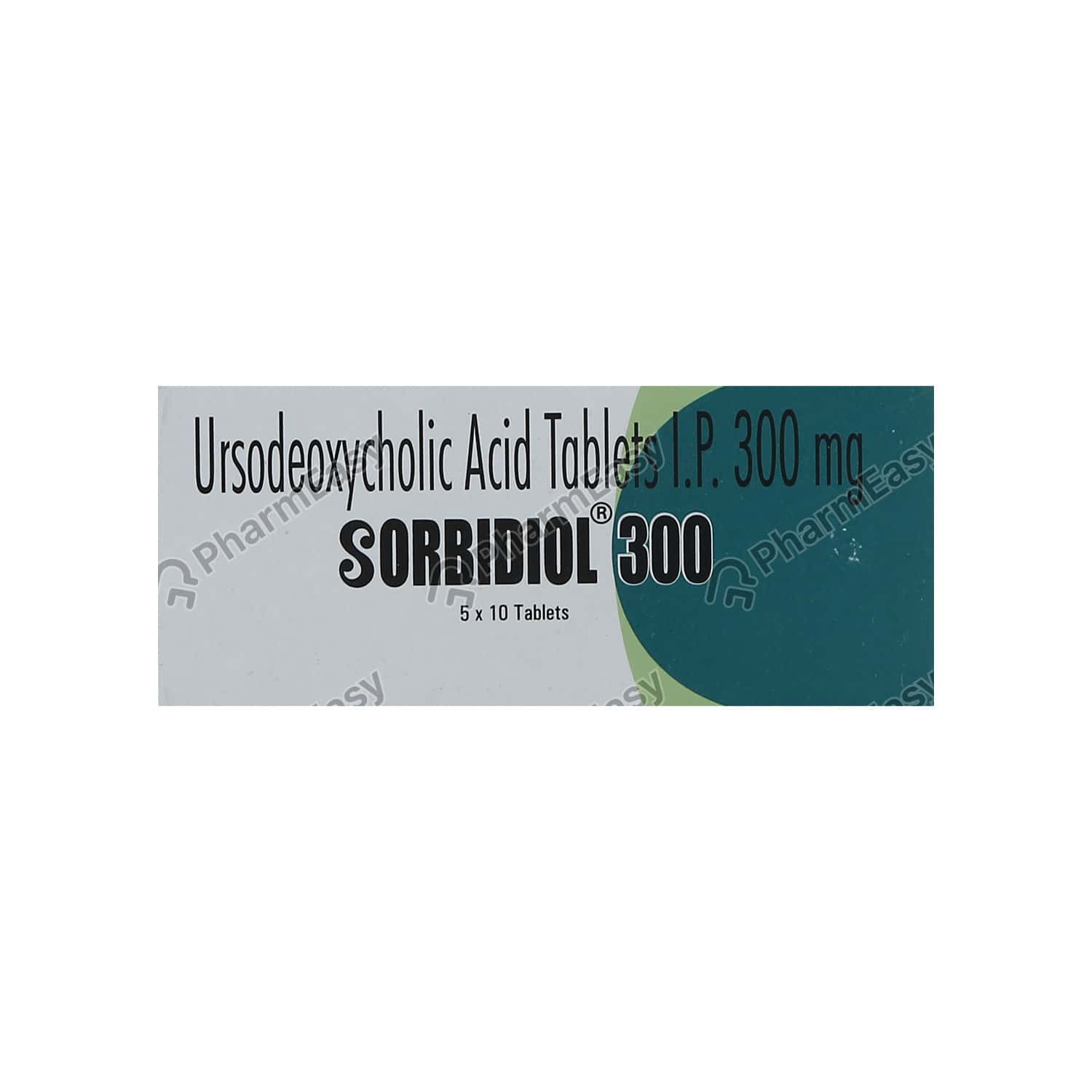 Sorbidiol 300mg Strip Of 10 Tablets