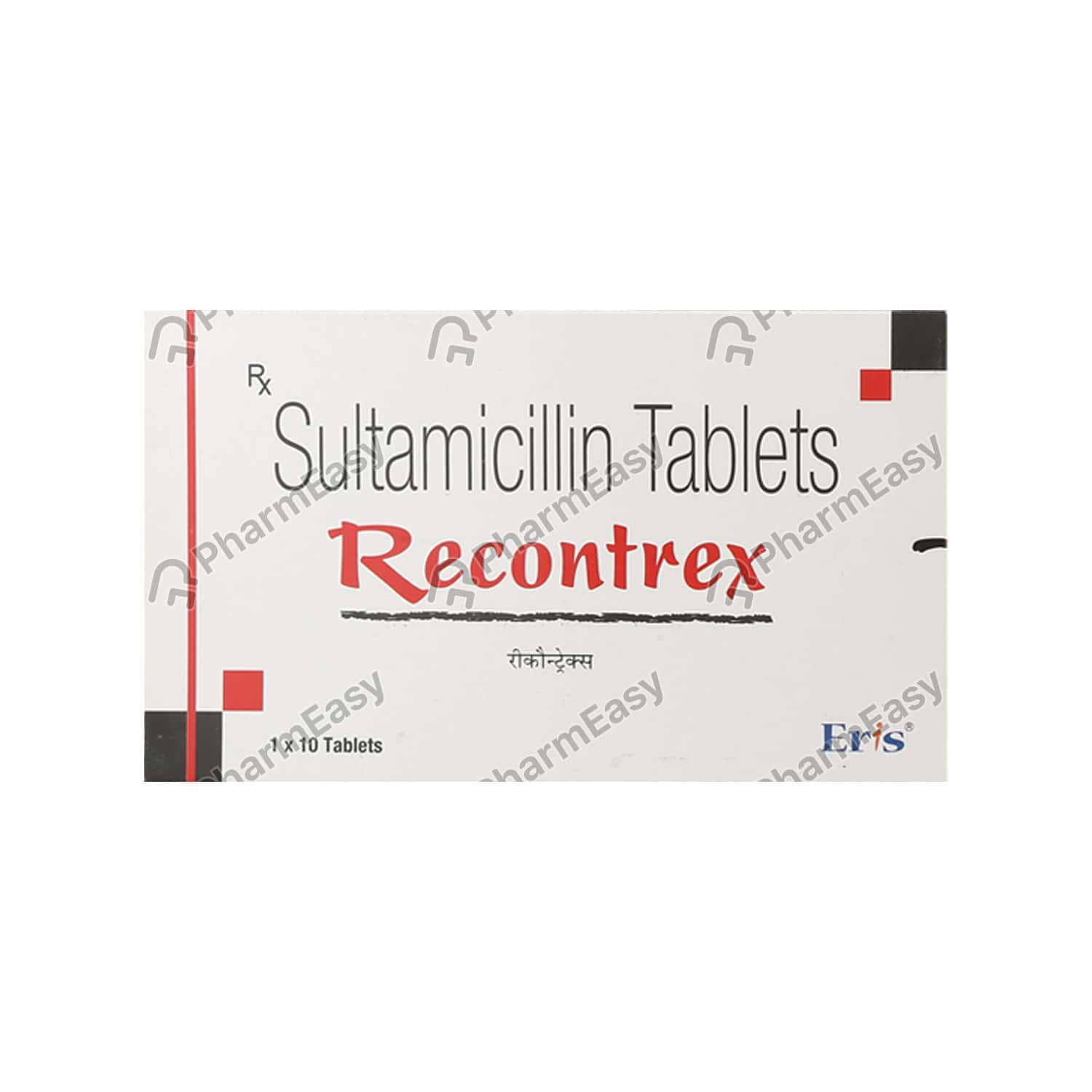 Recontrex 375mg Strip Of 10 Tablets