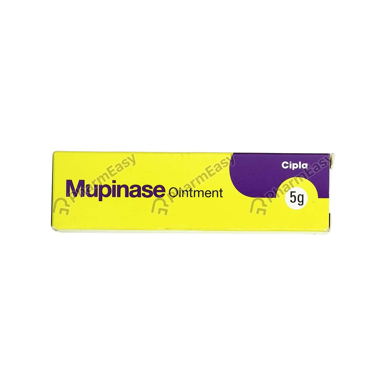 Mupinase 2% Oint