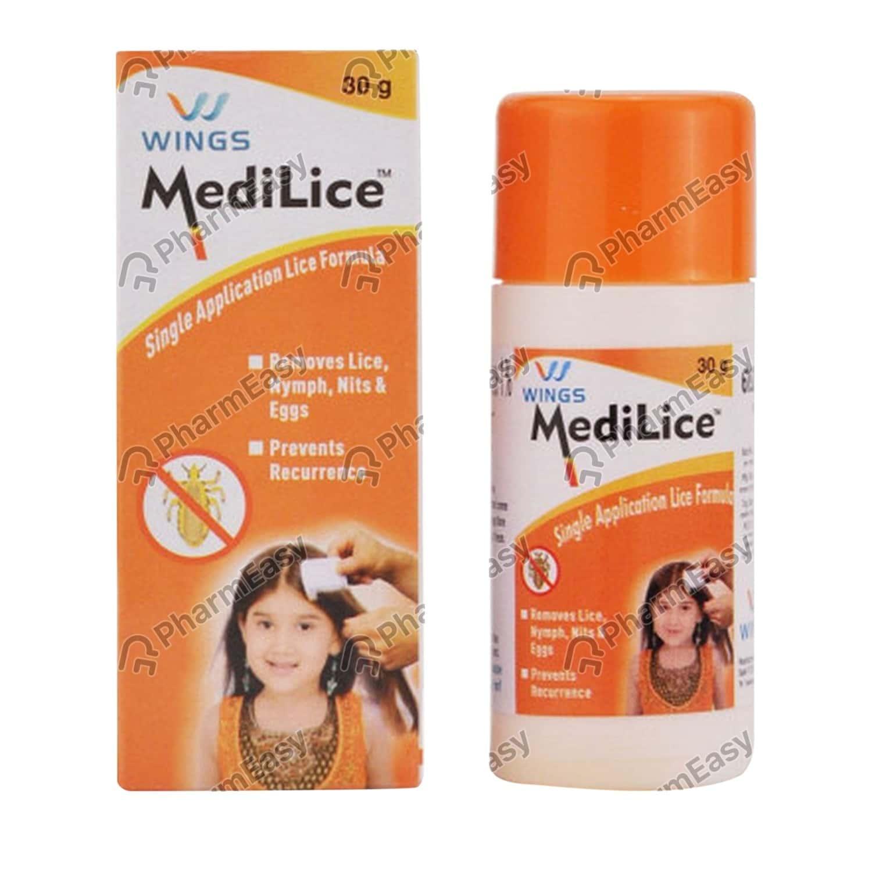 Medilice Cream