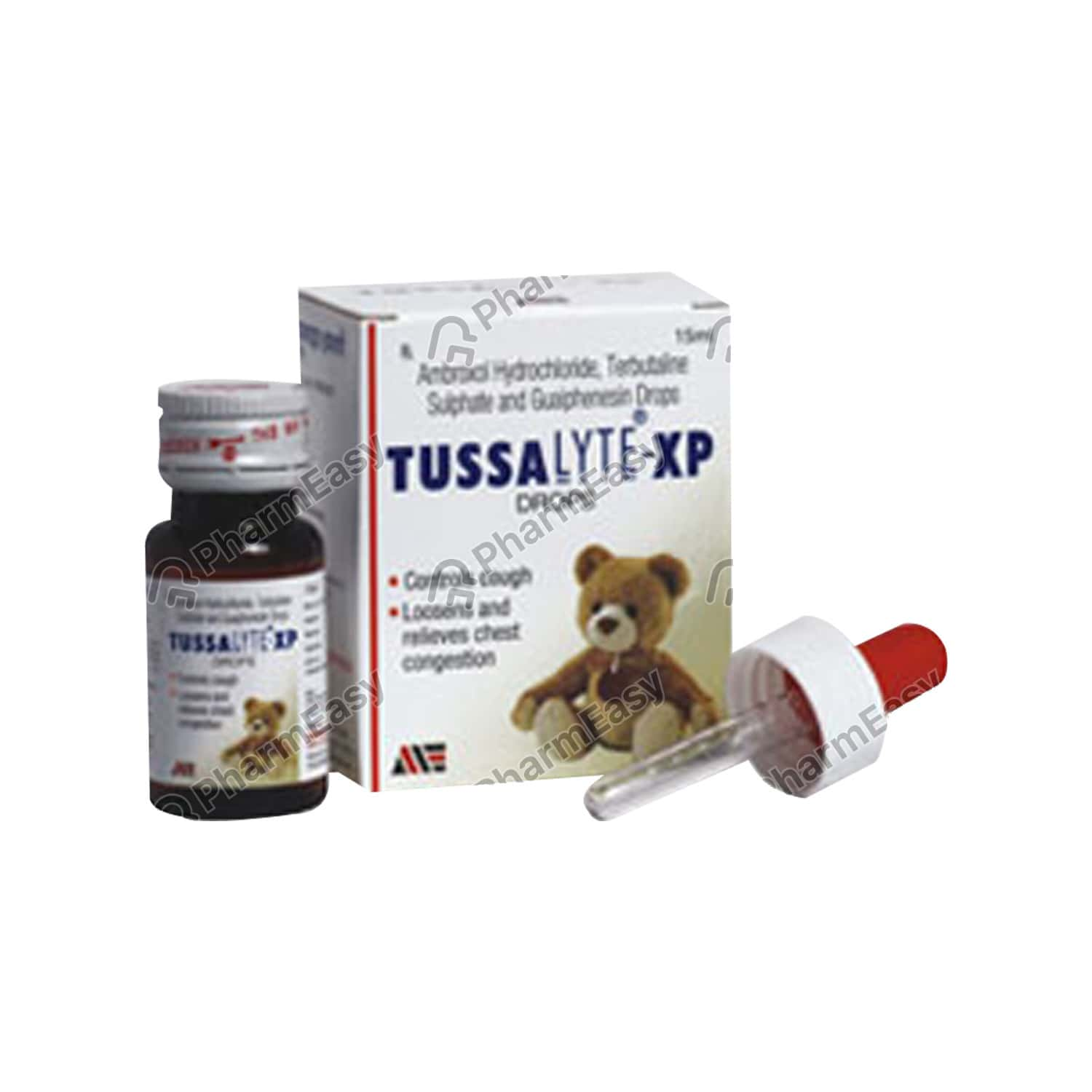 Tussalyte Xp Drops 15ml