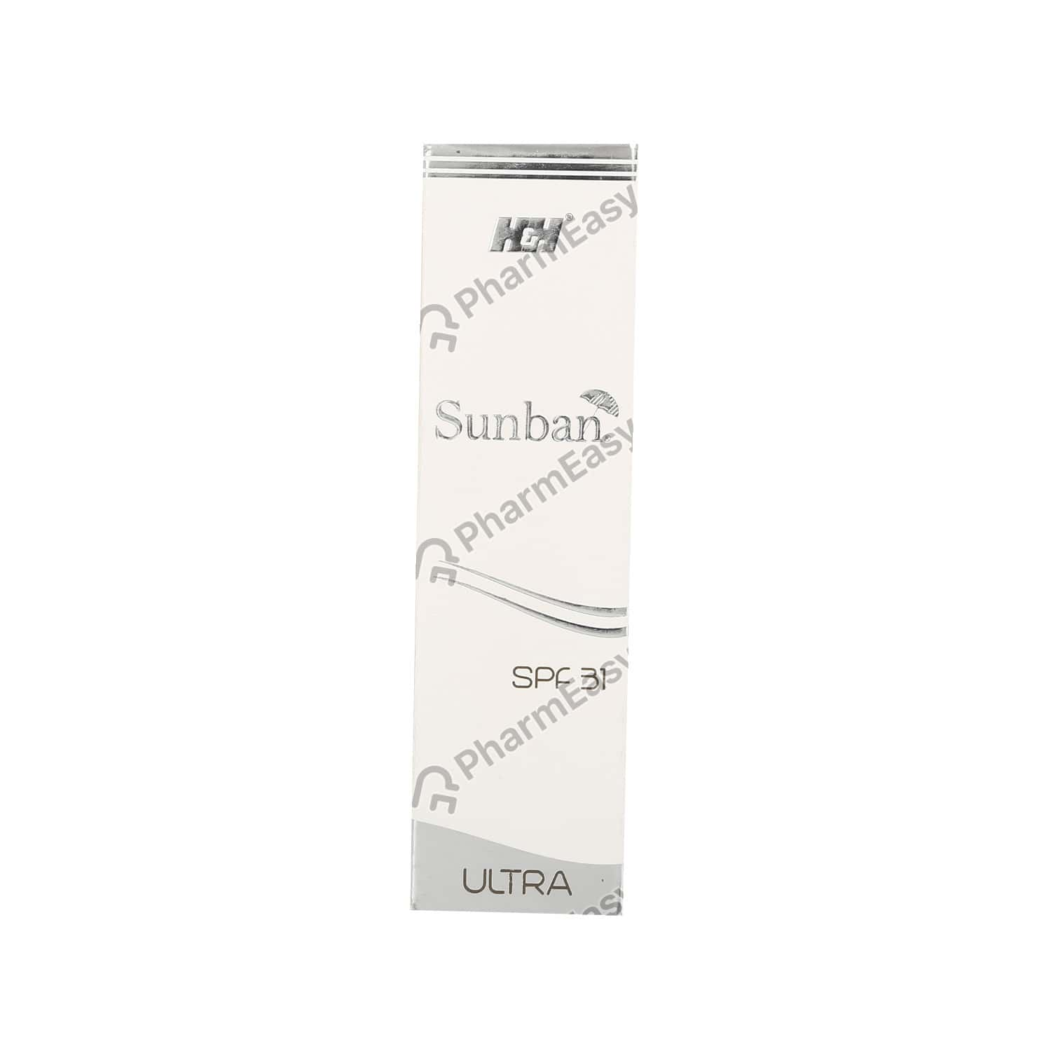 Sunban Ultra Gel 60gm