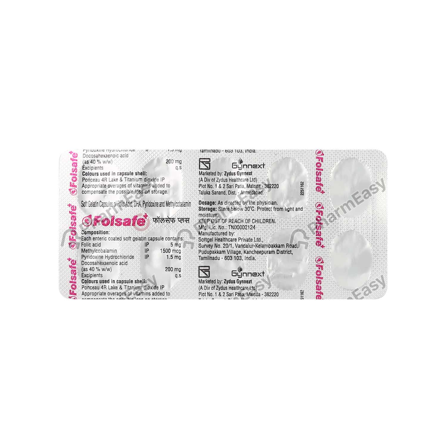 Folsafe Plus Capsule