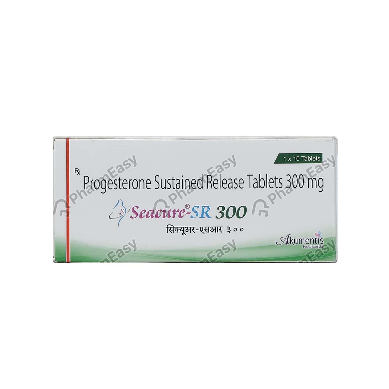 Seacure Sr 300mg Tablet