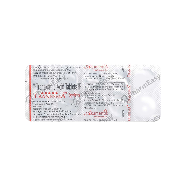 Tranesma Tablet