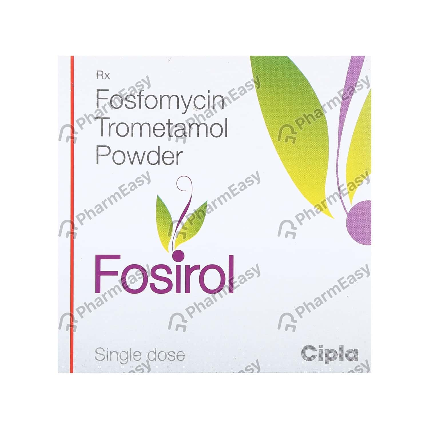 Fosirol 3gm Sachet Of 8gm Powder