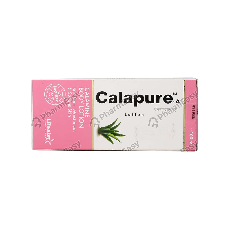 Calapure A Lotion 100ml