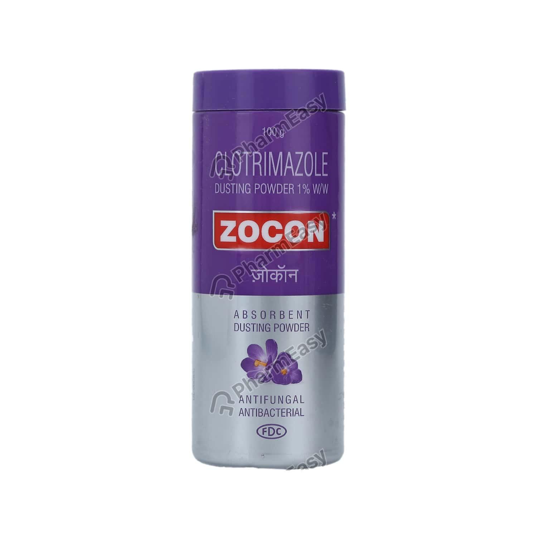 Zocon 1% Dusting Powder 100gm